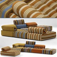 Sofa Seat 3d Image by Sofa Seat Furniture 3d Model Turbosquid 1279946