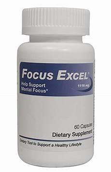 Excel Pills Focus Excel Review Brain Pills Info Nootropics Reviews