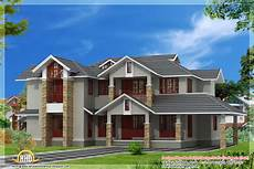 Floor Plans Of Houses In India 3131 Sq Ft 4 Bedroom India House Design With Floor