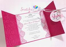 Debut Invitation Ideas Swatches Amp Hues Handmade With Tlc Princess Theme Gate