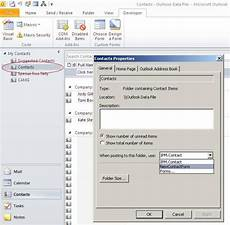 Outlook Task Template 10 Easy Steps To Customizing An Outlook 2010 Form