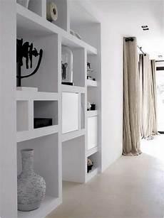 scaffali in cartongesso idee pareti soggiorno in cartongesso nel 2019