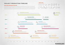 Horizontal Timeline Template Horizontal Timeline Chart Infographic 1 Buy This Stock
