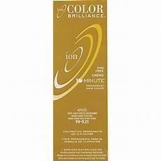 Color Brilliance Light Ash Ion Color Brilliance Last Chance Permanent Creme 10 Minute