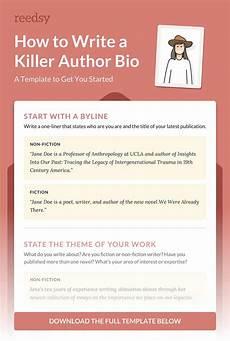 Bio Essay How To Write A Memorable Author Bio With Template