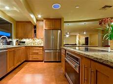 ideas for kitchen floor tiles kitchen flooring options pictures tips ideas hgtv