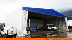 capannoni in pvc prezzi coperture retrattili e capannoni in telo pvc e