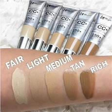 It Cosmetics Cc Cream Light Jual It Cosmetics Cc Cream Travel 12 Ml Light Di Lapak