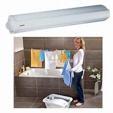 indoor clothes drying line leifheit indoor rollfix retractable drying rack