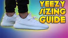 Yeezy V2 Rarity Chart Yeezy Boost 350 V2 Sizing Guide Youtube