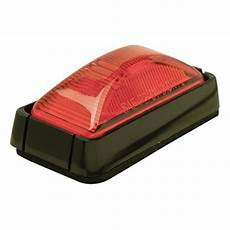 Black Clearance Lights Seachoice 174 Submersible Sealed Clearance Marker Light With