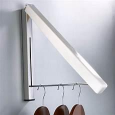 retractable clothes hanger creative wall mounted retractable foldable clothes rack