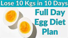 how to lose weight fast 10kg in 10 days egg diet plan