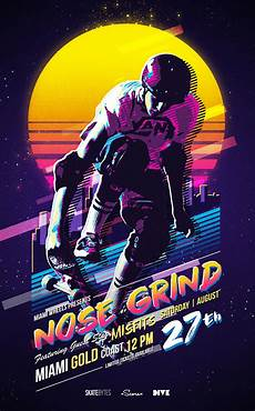 80 s retro poster photoshop by indworks graphicriver