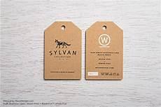 Hang Tag Design Template Free Kraft Paper Business Card Template Rockdesign Com