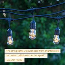 Brightech Lights Brightech Ambience Pro Waterproof Outdoor String Lights