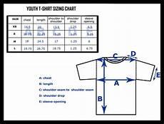 Shirt Conversion Chart Shirts Trinity Stores