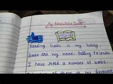English Essay Book Know About My Favourite Book In A Short Paragraph In