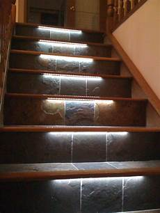 Led Lights For Stairs Staircase With Led Lights Sparkle Words Social Blog