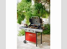 Buy Outback Apollo 3 Burner Propane Gas BBQ   Red at Argos