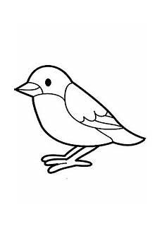 Malvorlagen Vogel Kostenlos Vogel Malvorlage Zum Ausmalen Coloring And Malvorlagan