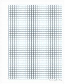 1 Square Per Inch Graph Paper Free Punchable Graph Paper 4 Squares Per Inch Heavy Blue