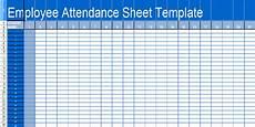 Attendance Sheet Template Pdf Daily Attendance Sheet Template In Excel Xls Microsoft