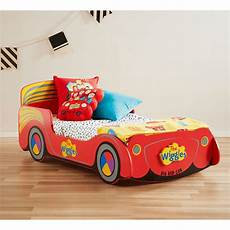 fantastic furniture wiggles big car toddler bed