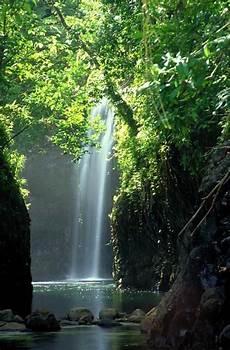 fiji the bouma waterfalls in fiji s bouma national