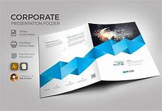 Folder Designs Templates Simple Presentation Folder Stationery Templates