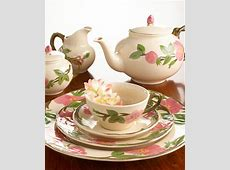 Franciscan Dinnerware, Desert Rose Collection   Casual