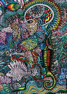 Trippy Drawings Psychedelic Drawings Of Shiptushaboo Andrei Verner