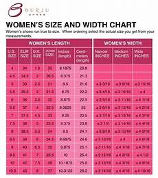 Women S Shoe Chart To Men S Use The Shoe Width Chart And Get Your Perfect Size Shoe