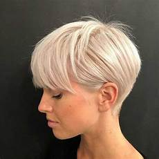 kurzhaarfrisuren in blond modern hairstyles for haircut