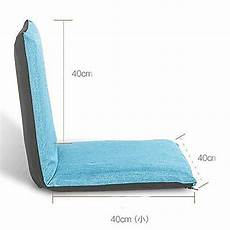 y s foldable padded floor chair tatami 5 position