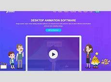 Top 10 Desktop Animation Software For Windows Free