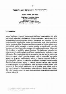 How To Write An Abstract Apa Sample Writing An Abstract For A Thesis College Homework Help
