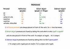 Indirect Object Pronouns Spanish Direct Amp Indirect Object Pronouns By Galpaqrsoro51