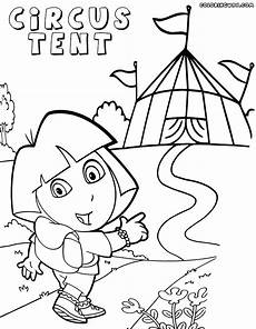 circus coloring pages coloring pages to and print
