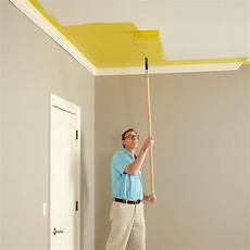 Light Textured Ceiling Paint The Expert S Guide To Ceiling Painting Construction Pro Tips