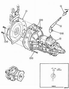 Ford Manual Transmission Have A Shifter