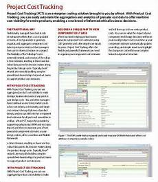 Cost Tracking Template Project Tracking Template 9 Free Word Pdf Documents