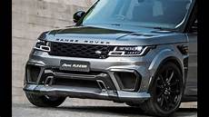 2019 range rover sport new 2019 range rover sport aspec kit suv tuning