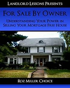 List House For Sale By Owner Free Amazon Com For Sale By Owner Understanding Your Power In