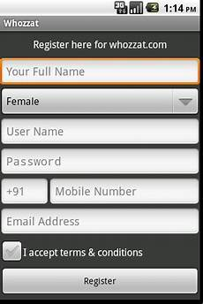Android Registration Form Design Forms Scrollable Layout In Android Stack Overflow
