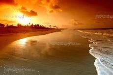 strand solnedgang fototapet plakater solnedgang strand artpainting4you