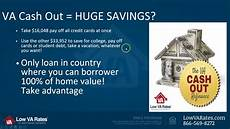 Refinance Calculator Cash Out Cash Out Refinance For Paying Off Debt Youtube
