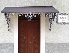 tettoie per porte d ingresso pensiline ingresso casa