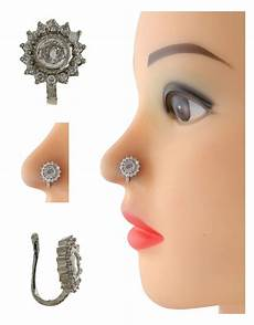 Noose Designs Indian Fashion Trends Latest Nose Pin Designs And Its