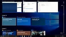 Microsoft Windows Timeline Windows 10 S New Timeline Experience Coming To Windows